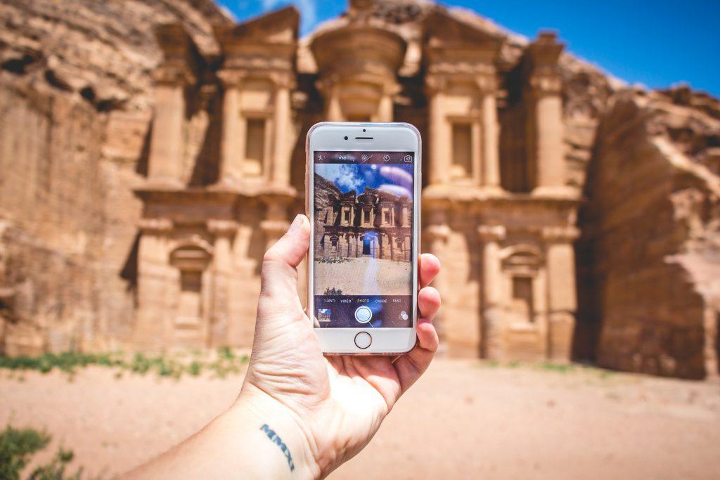Les smartphones : substituts des appareils photos ?