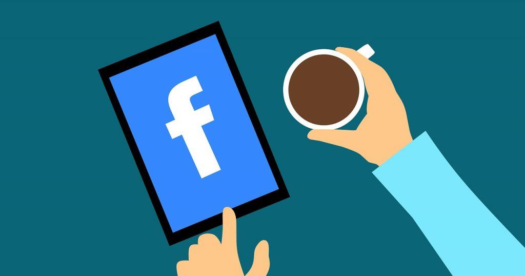 Facebook: possibilité de transfert d'argent en ligne